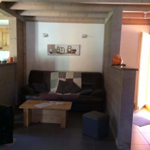 Chalet Lynx - le vieux café - location de tourisme à Bernex