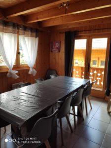 Chalet Bouquetin & Chamois - le vieux café - location de tourisme à Bernex