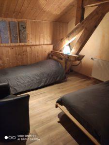Appartement Mont Baron - le vieux café - location de tourisme à Bernex