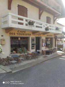 Extérieur - le vieux café - location de tourisme à Bernex